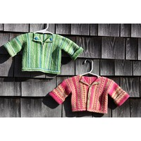 Brother/Sister Infant Sweaters