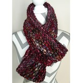 Zen Yarn Garden Potato Chip Cowl Kit in Superfine Bulky