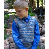 256 Basic Vest For Children