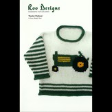 Roo Designs Tractor Pullover