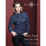 Rowan Simple Shapes Fine Art Aran