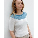 Rowan Patterned Yoke Sweater (Free)