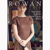 Rowan Summer Selects New Yarns 2016 eBook