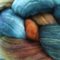 Hand Dyed Silky Cashmerino