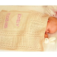 320 The Baby Blanket Book