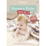 Sirdar 502 Nursery Knits Book No. 3