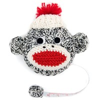 Sock Monkey Tape Measure