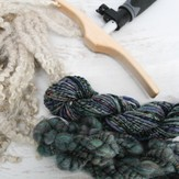 Plying from Inside and Out—Spinning & Weaving Week 2015 Mini Workshop