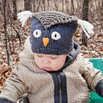 Spud & Chloë by Blue Sky Fibers 9203 Hoot Hat - 9203pdf