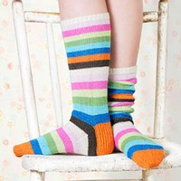 9808 Popsicle Socks