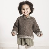 Spud & Chloë by Blue Sky Fibers Jack and Jill Jumper PDF