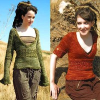 26 Simple Knitted Bodice