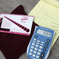 Math for Knitters