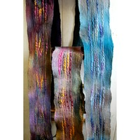 Fabulous Felted Scarves