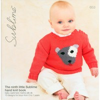 653 The Ninth Little Sublime Hand Knit Book