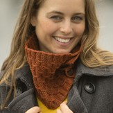 Swans Island Spindrift Cowl PDF