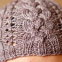 Creekside Cables Hat PDF