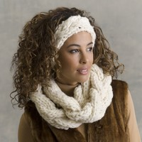Balzac Braided Cowl and Headband PDF