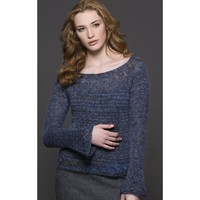 Nadia Top-Down Pullover PDF