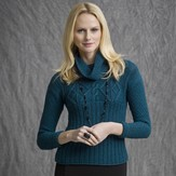 Tahki Yarns Cape Cod Fitted Pullover PDF