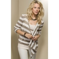 Structural Striped Pullover PDF