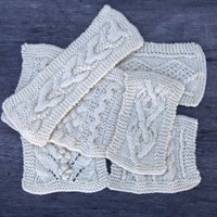 Design a Small Aran Sweater