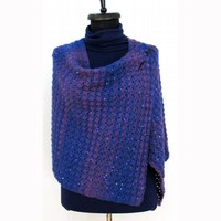 Double Shell Shawl (Free)