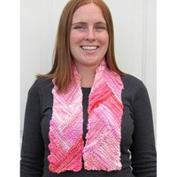 Short Row Corners Scarf (Free)