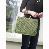 Universal Yarn Summer Breeze Tote (Free)