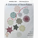 Universal Yarn A Universe of Snowflakes eBook