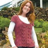 Valley Yarns 147 Downtown Cap Sleeve