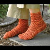 Valley Yarns 277 Ogee Arch Socks