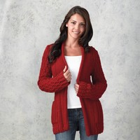 337 Moorish Lattice Cardigan
