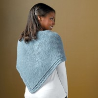 343 Plainfield Shawl