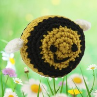 375 Crocheted Bumblebee (Free)