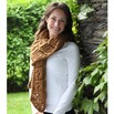 Valley Yarns 382 Lobed Leaf Scarf - 382p