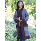 Valley Yarns 434 Aquitaine Coat