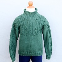 493 Child's Forest Pullover