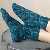 Valley Yarns 522 Molly Socks