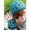 Valley Yarns 559 Marjoram Hat & Mitts - 559p