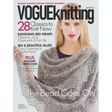 Vogue Knitting Magazine—Holiday
