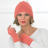 KFI 2-02 Fingerless Gloves & Hat
