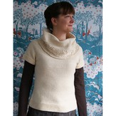 Winged Knits Hollyhock