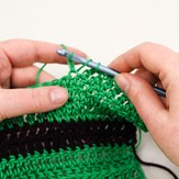 Crochet I Opt Out Test for WEKP