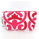 Binkwaffle Zippered Clutch