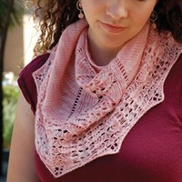 3707 Bellingrath: A Shawlette And Sock Set